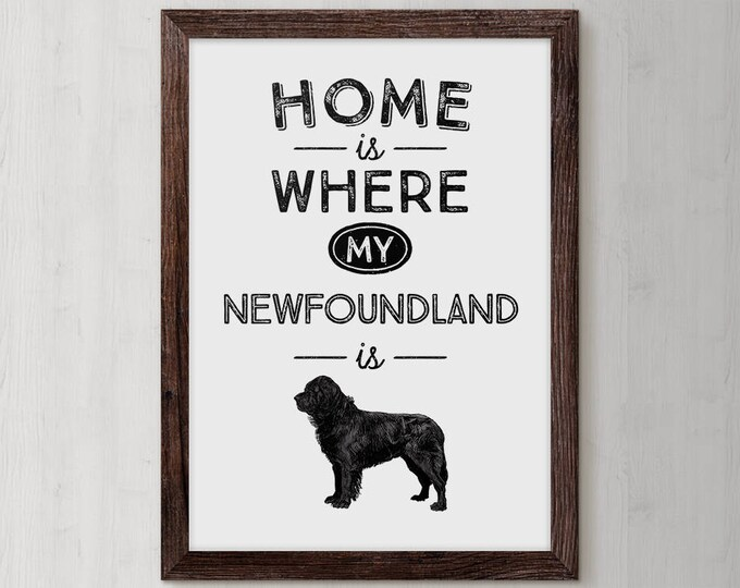Newfoundland, Newfoundland Dog, Gifts For Her, Pet Lovers, Funny Dog Gifts, Animal Lover Gift,  Gift For Dog Mom, Dog Mom Gifts, Dogs Lovers
