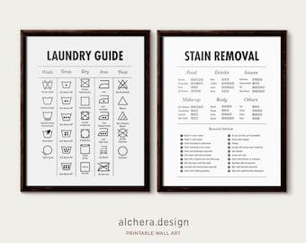 Laundry Room & Bathroom
