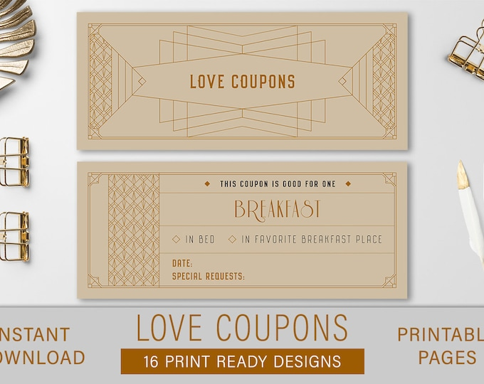Coupon Book, Love Coupons, love coupon, love coupon book, coupon, coupon book for him, diy coupon book, printable coupon, valentine coupon
