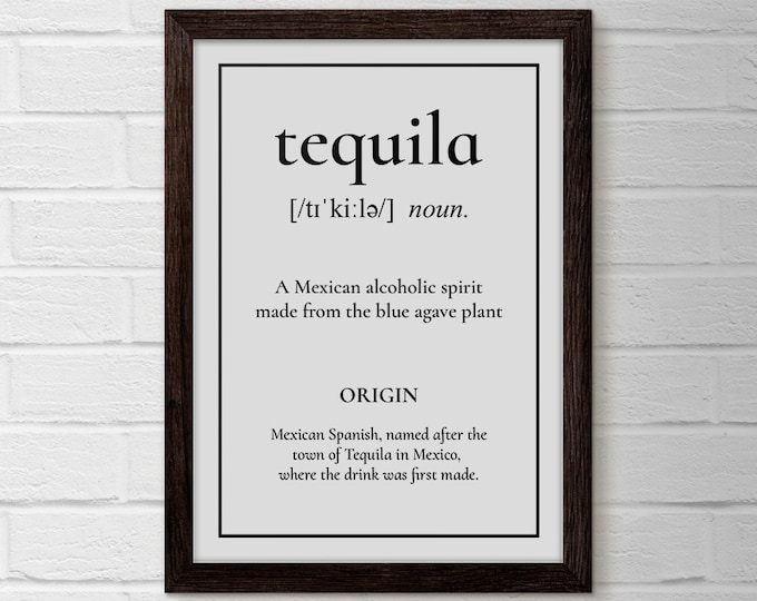 Tequila Art, Tequila, tequila bar, Bar Printable Wall Art, Tequila Print, Cocktail Printable Wall Art, Alcohol Prints, Bar Cart Art Cocktail
