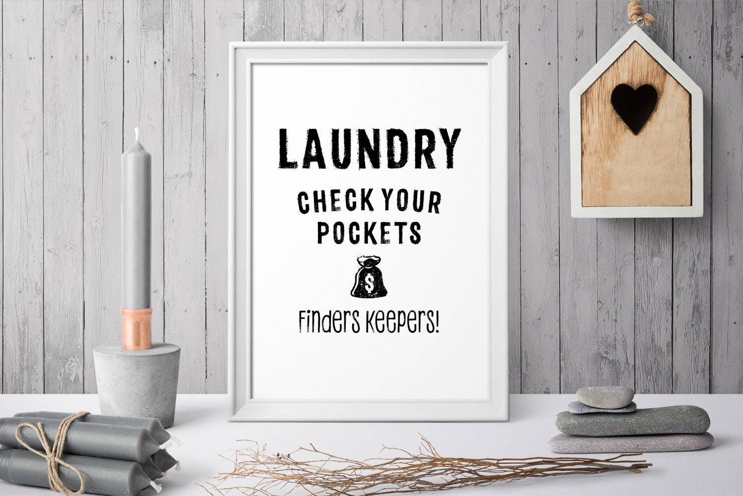 Laundry Sign Laundry Room Sign Funny Laundry Decor