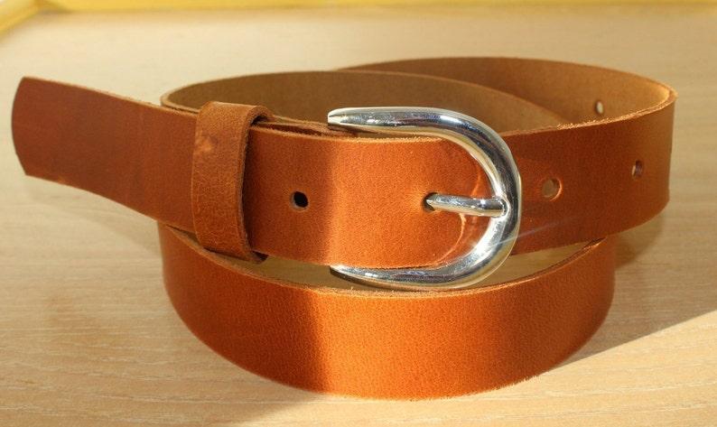 75bb89d10184 Leather belt Mens leather belt women s leather belt tan