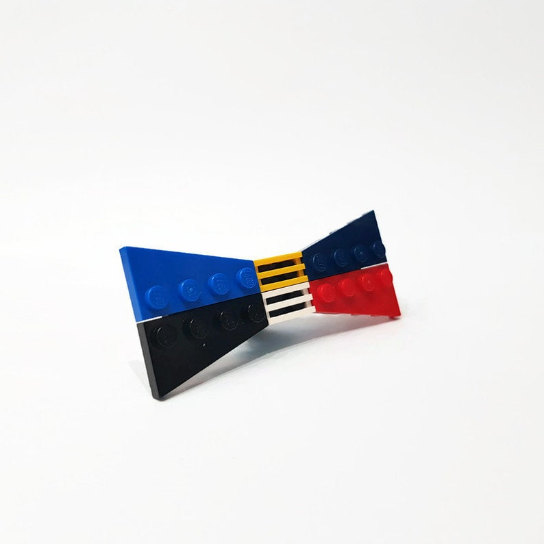 Unisex Bowties for Events Brick It On Free Shipping Bartender/'s Bowtie Unique Bowtie for Son,Accessories That Stand Out Wedding Bowtie