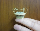 mini baskets made from rattan and bamboo.they made as same really size with color, material and process. but they are mini item and beatiful