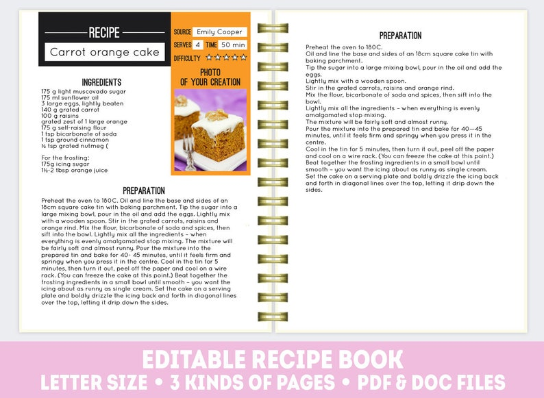 Book pdf cookery