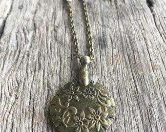 Thread Cutter Necklace- Dark Side