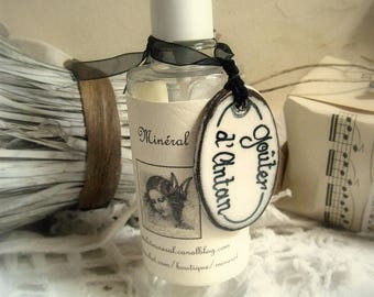 Taste of yesteryear fragrance created by Mineral
