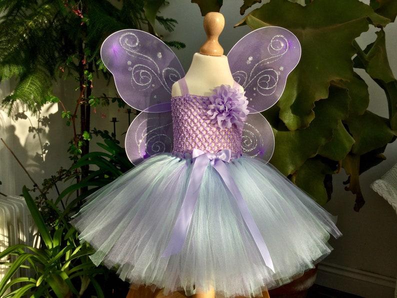 Fairy flower fairy tutu.