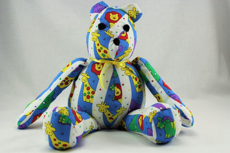 Gender Neutral I Love Daddy Giraffes Zoo Baby Shower Bear: Boy Gingham Circus I Love Mommy Girl Rubber Duckie Elephants Octopus
