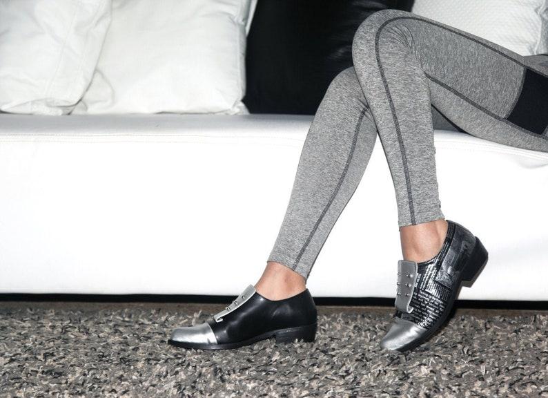 black designer shoes womens