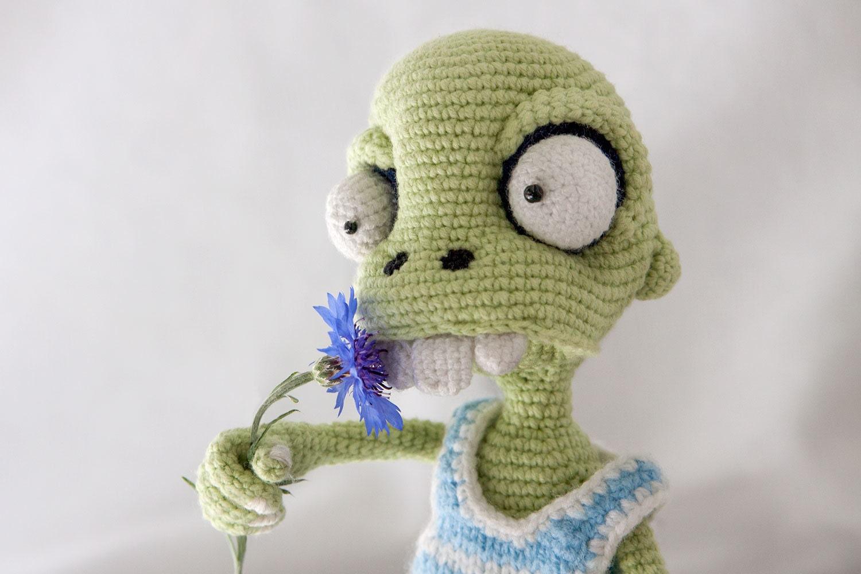 PATTERN Zombie boy crochet pattern amigurumi pattern pdf | Etsy