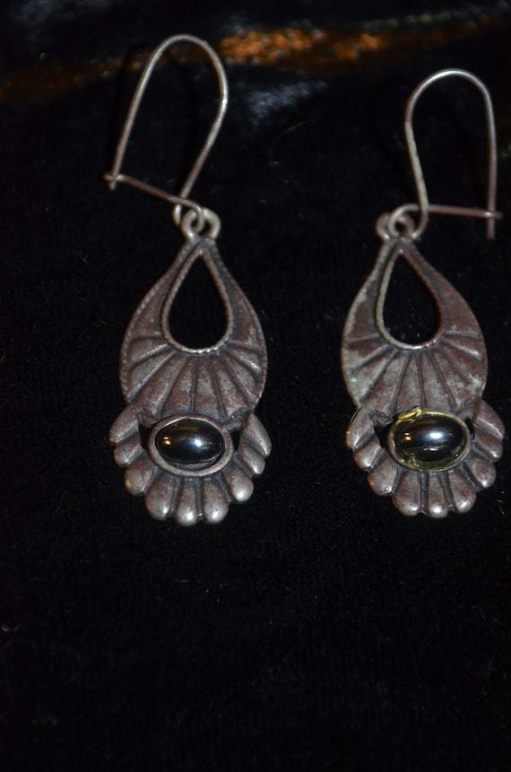 Art Deco 20s genuine earrings