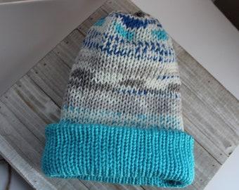d3d694a2951 Knit slouch hat