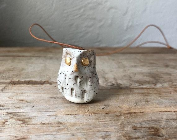 Owl Pendant #204