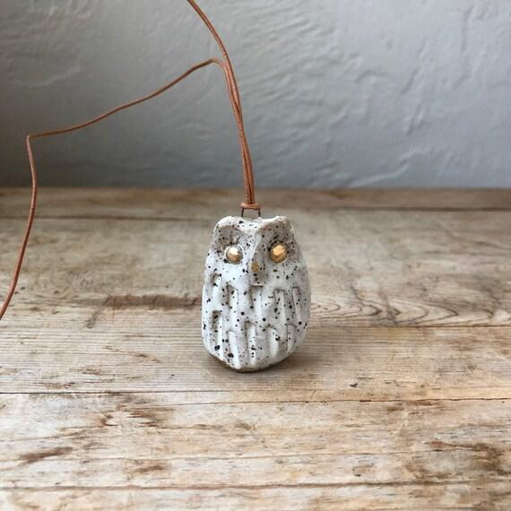 Owl Pendant #184