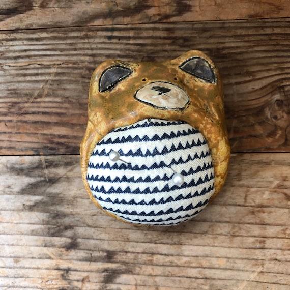Bear Pincushion