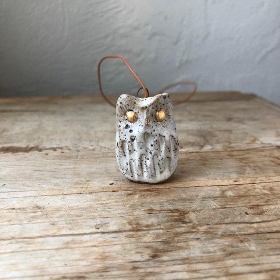Owl Pendant #188