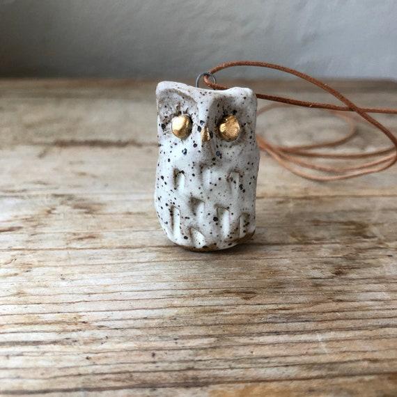 Owl Pendant #194