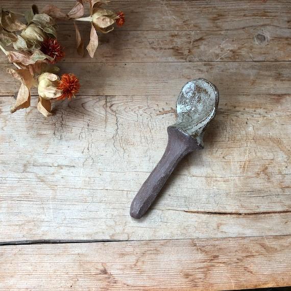 Rustic spoon #73