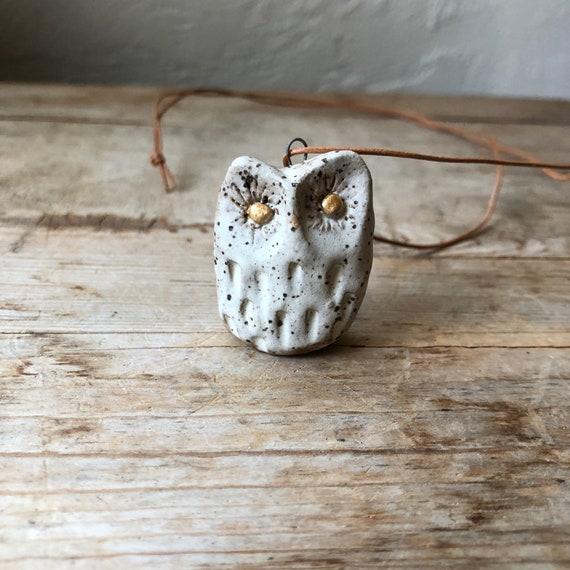 Owl Pendant #199
