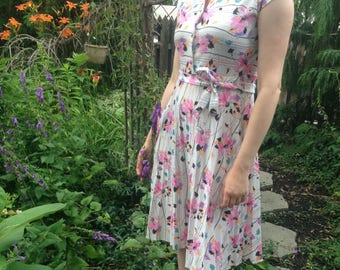 Vintage 1960's Sundress