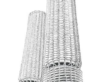Chicago - Marina City Towers