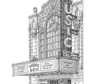 Chicago - Music Box Theater