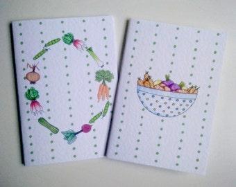Pocket Notebooks - Set of 2