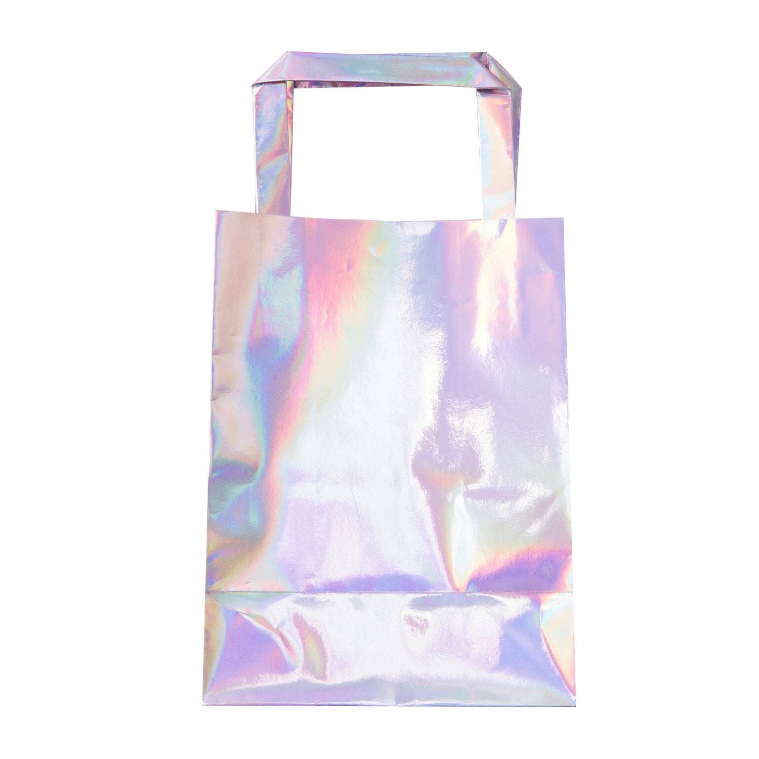 Party Bags | Unicorn Party | Rainbow Party | Iridescent Party Bags ...