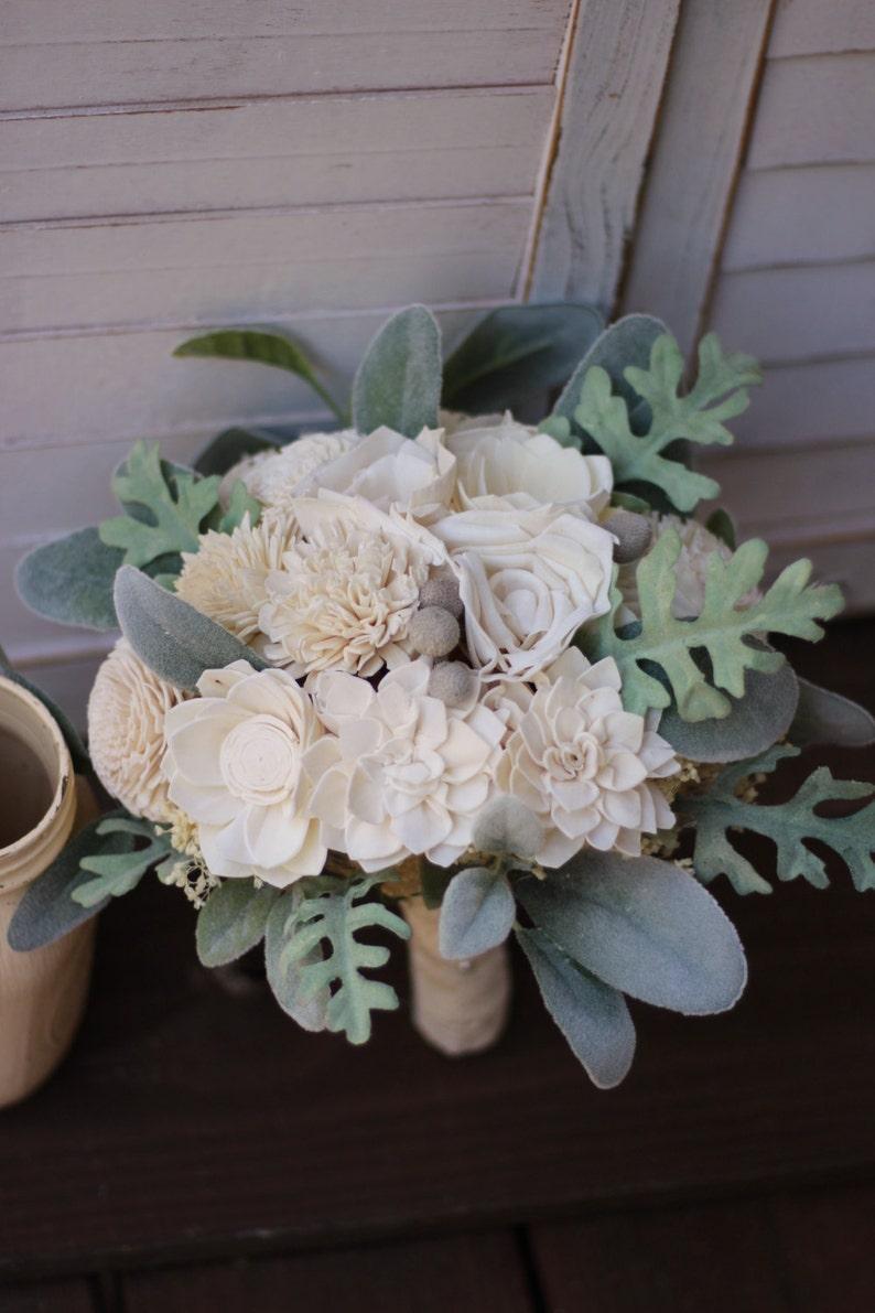 bridal bouquet wedding bouquet wedding bouquet country wedding rustic wedding sola bouquet