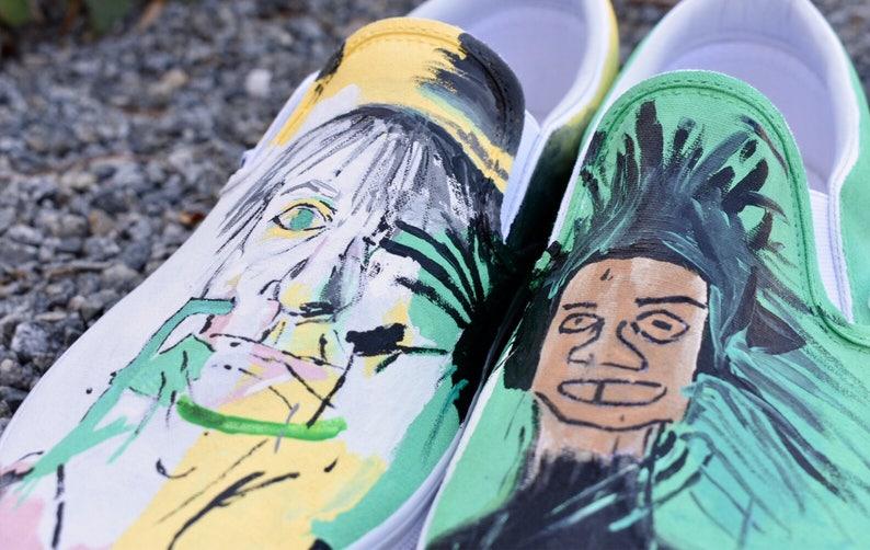d83b5547bf Jean-Michel Basquiat s Dos Cabezas Custom