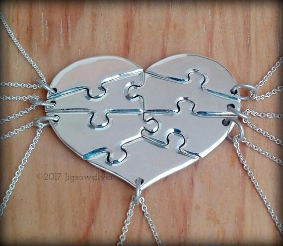 لسوء الحظ مكثف موازى Friendship Necklaces For 7 Outofstepwineco Com
