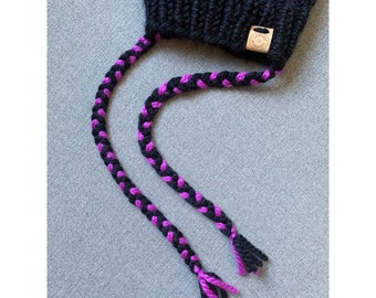 Added cords - strings - braids - for toques controls