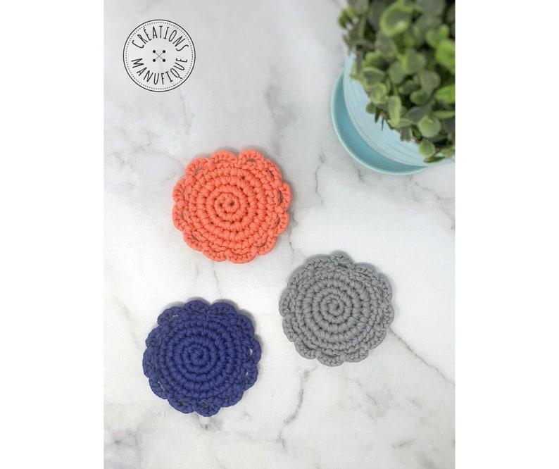 Handmade coasters image 0