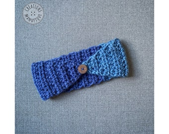 Headband 2.0 - Degraded blue - only one available