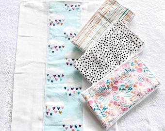 Cloth diaper, burp cloths, baby gift, baby shower gift,  Burp Rags, flannel burp cloths,  diaper burp cloths, neutrals, Feeding rags