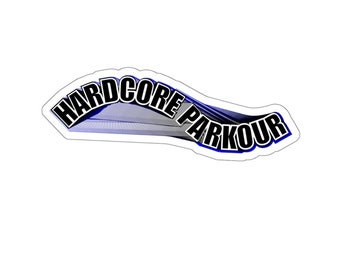 Michael Scott the office Hard-core parkour Keychain or necklace or retractable ID badge clip Free shipping Gift