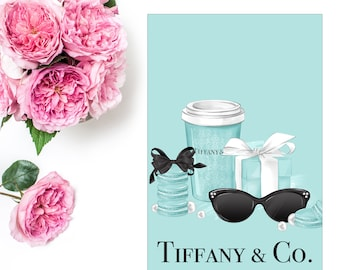 Breakfast At Tiffany's | COVER | Ringbound Planners