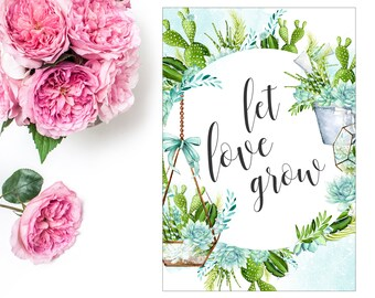 Sweet Succulent | COVER | Ringbound Planners