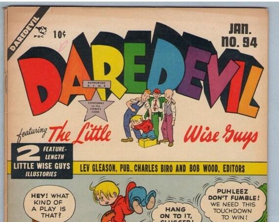 Daredevil Comics 94 Jan 1953 VG (4.0)
