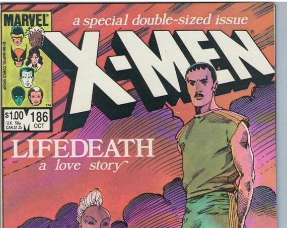 X-Men 186 Oct 1984 NM- (9.2)