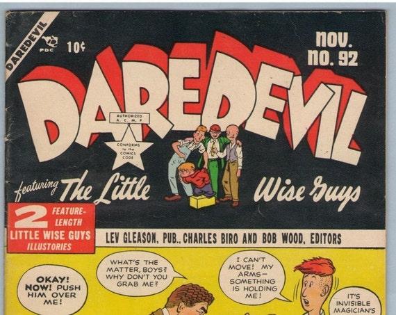 Daredevil Comics 92 Nov 1952 VG (4.0)