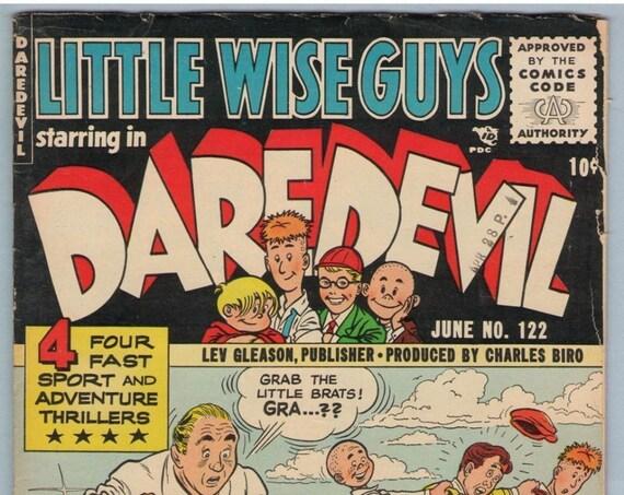 Daredevil Comics 122 Jun 1955 VG- (3.5)