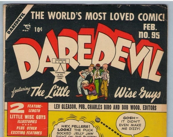 Daredevil Comics 95 Feb 1953 VG (4.0)