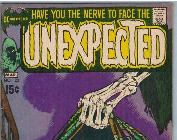 Unexpected 123 Mar 1971 FI- (5.5)