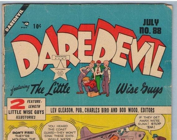 Daredevil Comics 88 Jul 1952 VG- (3.5)