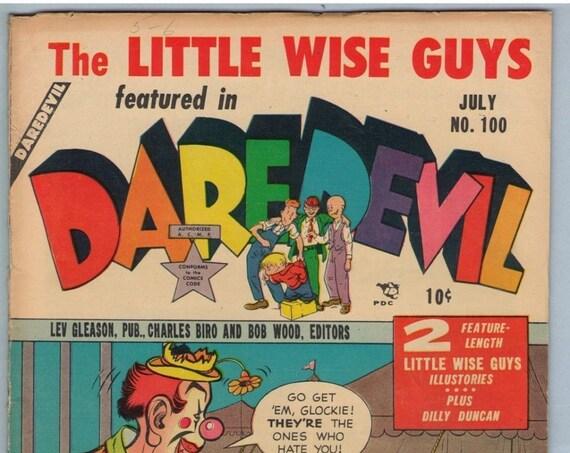 Daredevil Comics 100 Jul 1953 VG- (3.5)