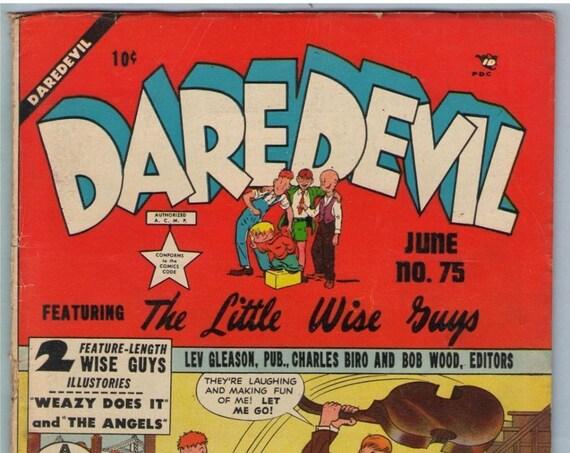 Daredevil Comics 75 Jun 1951 GD-VG (3.0)