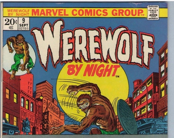 Werewolf by Night 9 Sep 1973 FI+ (6.5)
