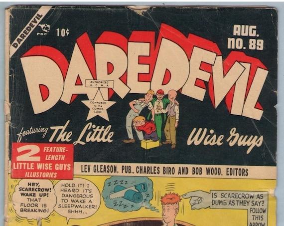 Daredevil Comics 89 Aug 1952 GD-VG (3.0)